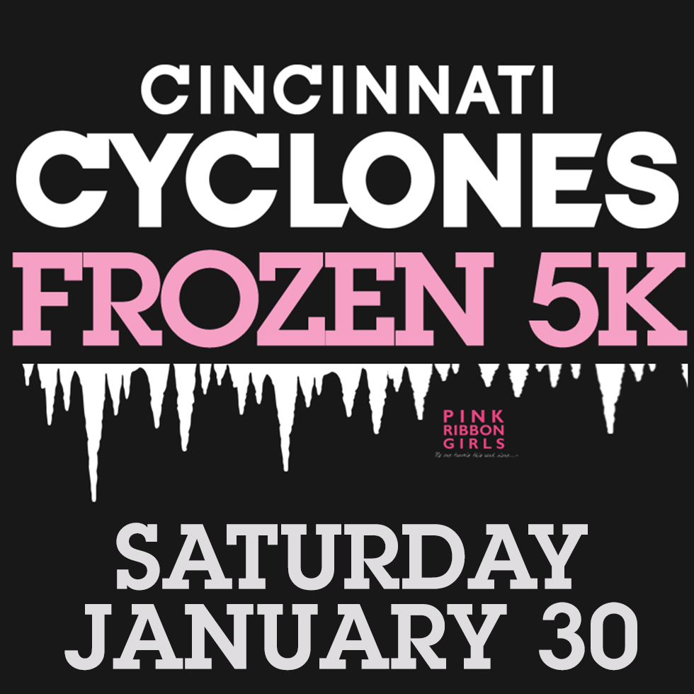 Cincinnati Cyclones Frozen 5K Run/Walk