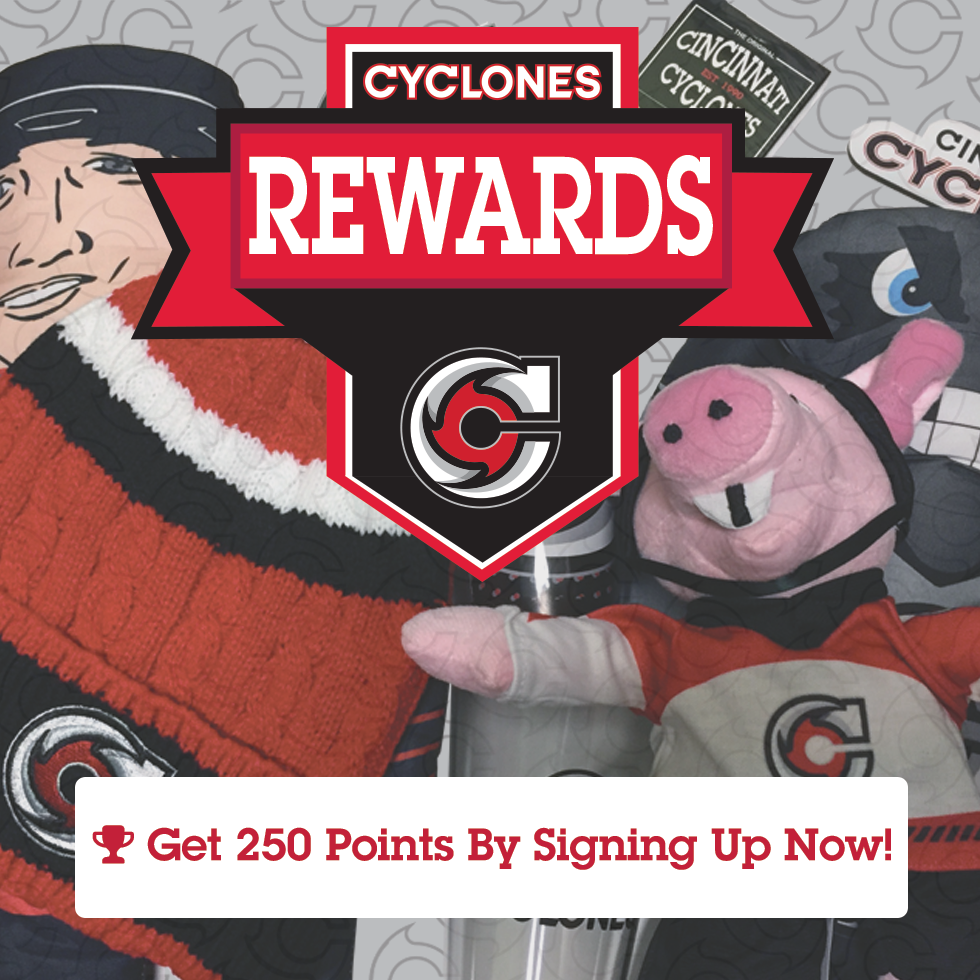 Cyclones Rewards