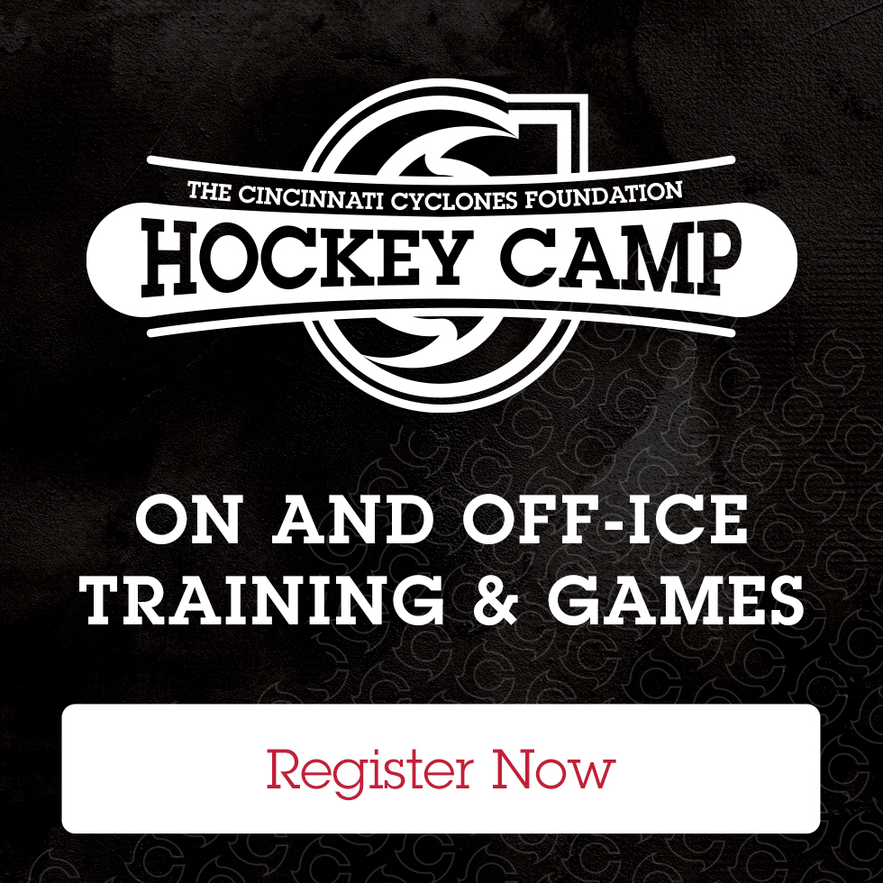Cyclones Hockey Camp