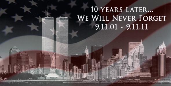 September 11 2001 We Will Never Forget Cincinnati