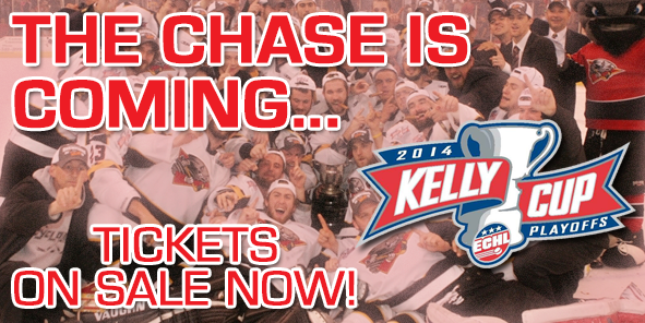 2014 Kelly Cup Playoff Tickets - ON SALE NOW!