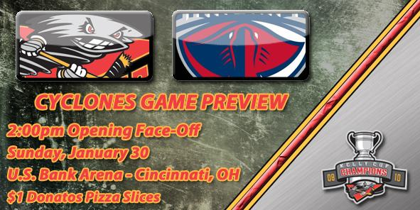 Cyclones Game Preview: Cincinnati vs. South Carolina