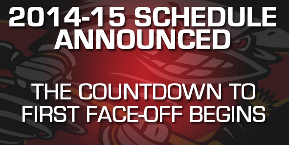 Cyclones Unveil 2014-15 Schedule