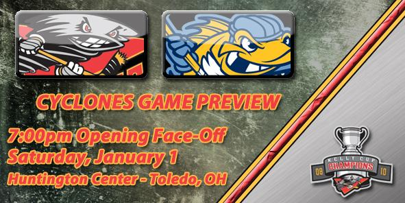 Cyclones Game Preview: Cincinnati vs. Toledo - January 1, 2011