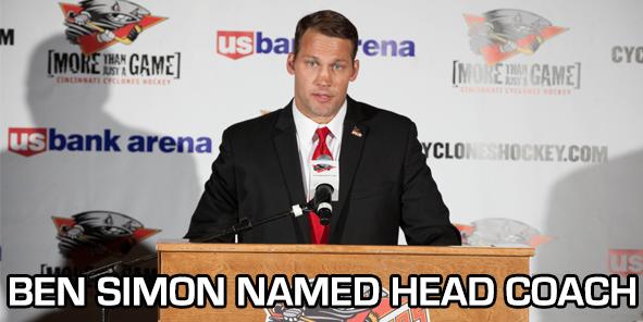 Cyclones Name Ben Simon Head Coach