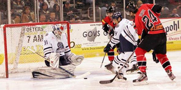 Justin Vaive Reassigned to Cyclones