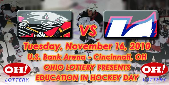 Cyclones Game Preview: Cincinnati vs. Kalamazoo