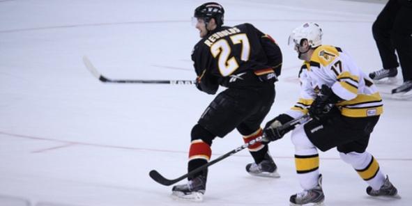 Cyclones Forward Scott Reynolds to Make AHL Debut This Weekend