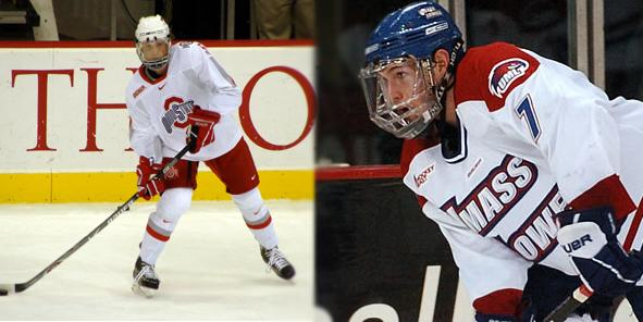 Cyclones Bolster Blue Line with Maury Edwards and Chris Reed