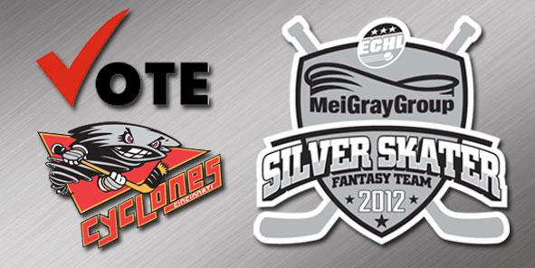 Vote Cyclones for the 2011 ECHL Silver Skater Program!