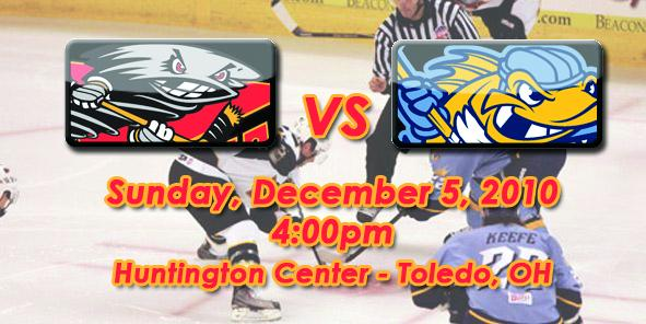 Cyclones Game Preview: Cincinnati vs. Toledo - 12/5/10