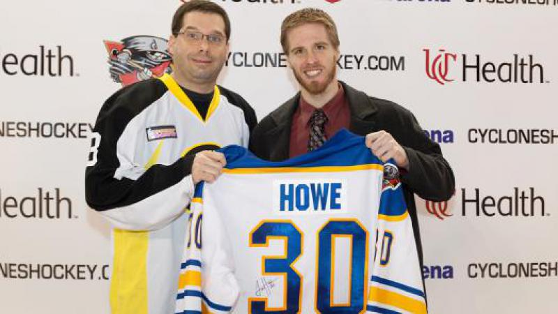 Announcing Our 2014-15 Speciality Jersey Auctions