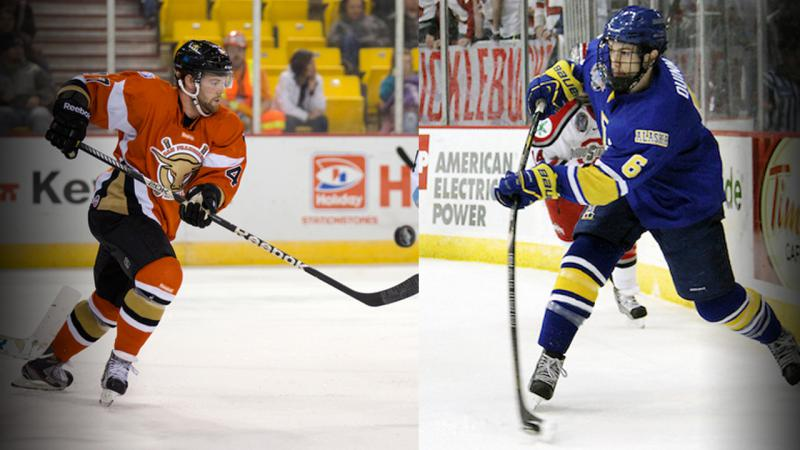 Cyclones Add Pair of Defensemen