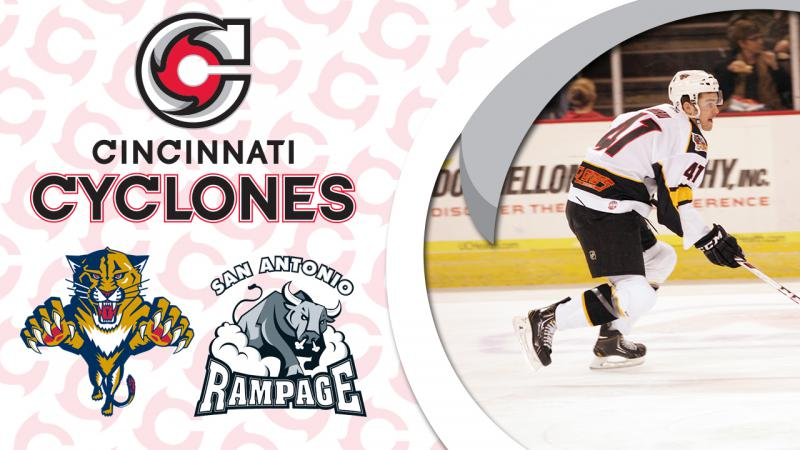 Cyclones Renew Affiliation Agreement with Florida Panthers