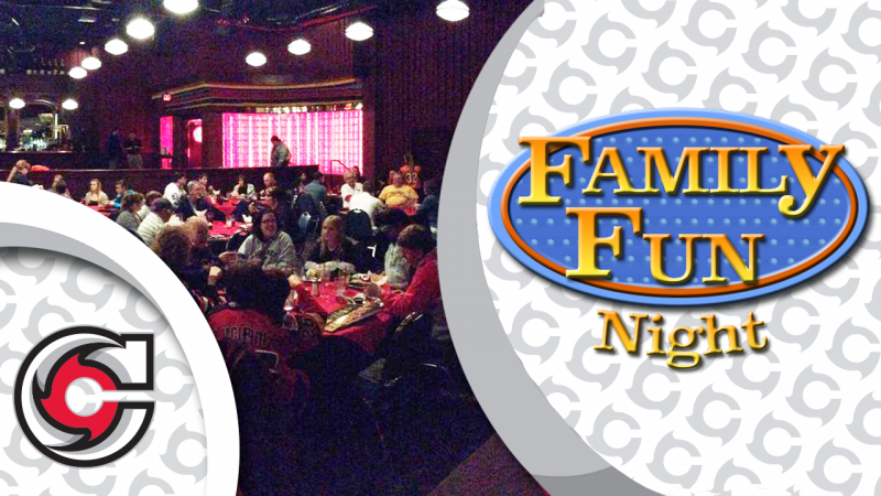 Cyclones Family Fun Nights Return