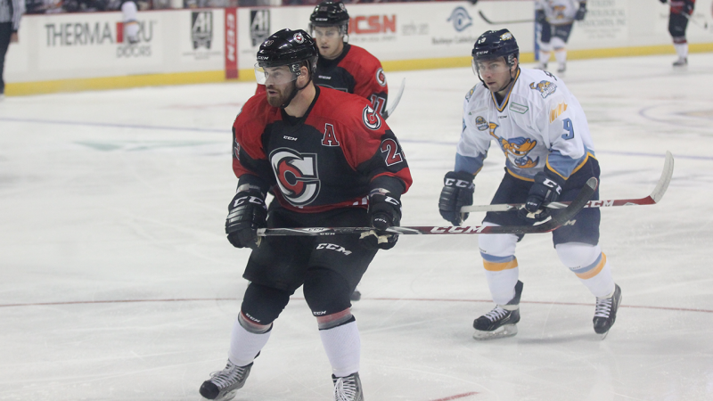 Cyclones Drop 4-3 Decision in 13-round Shootout