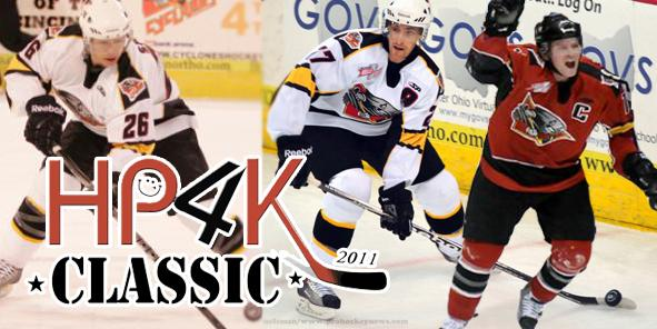 Several Cyclones players to participate in HP4K Classic!