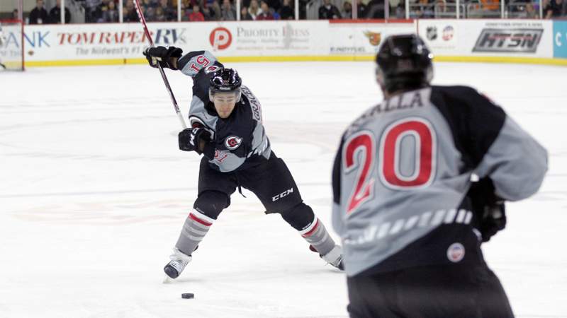Cyclones Game Preview - Cincinnati at Greenville
