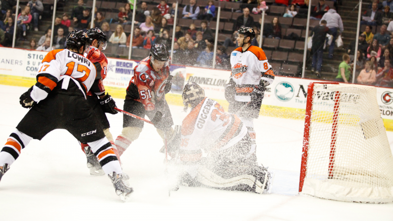 Cyclones Game Preview - Cincinnati vs. Fort Wayne