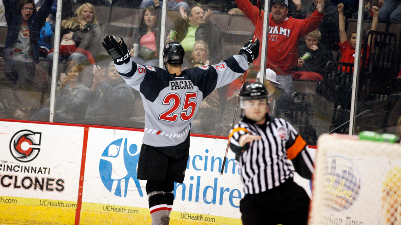 Cyclones Game Preview - Cincinnati at Fort Wayne