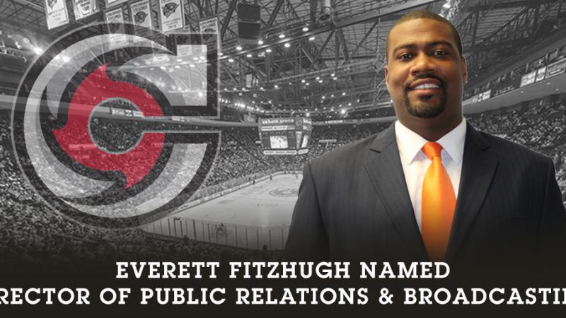Cyclones Announce Everett Fitzhugh as Director of Public Relations & Broadcasting