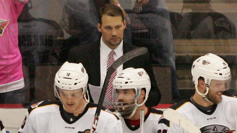 Ben Simon Named Assistant Coach In Grand Rapids