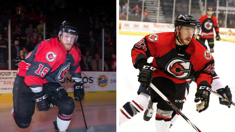 Cyclones Re-sign Pair of Forwards & Announce Qualifying Offers