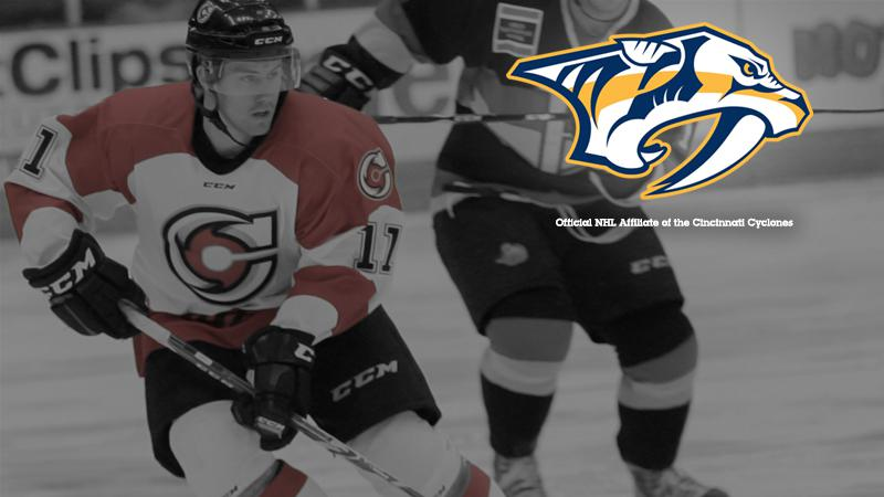 Cyclones Extend Partnership With Nashville