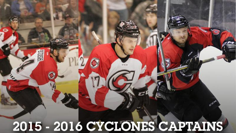 Cyclones Name 2015-2016 Leadership Group