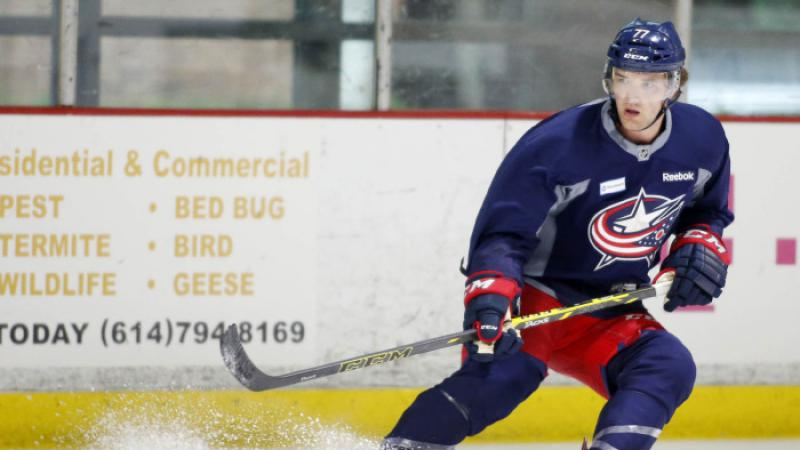 Cyclones Add Ambroz From Lake Erie