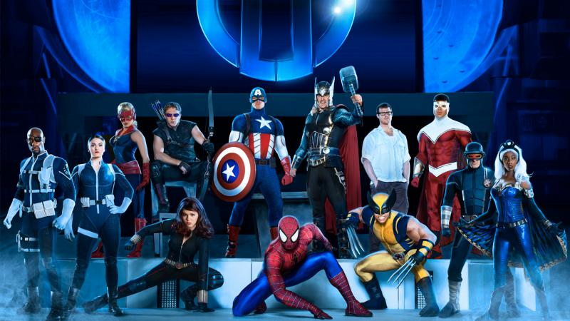 Cyclones To Partner With Marvel Universe Live On Food Drive
