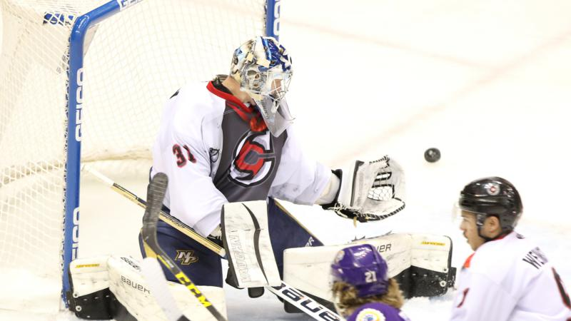 WHITNEY DAZZLES AS CYCLONES WIN IN SHOOTOUT