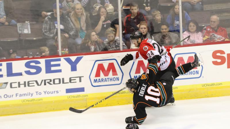 BUDISH NETS LONE GOAL AS CYCLONES FALL ON THE ROAD