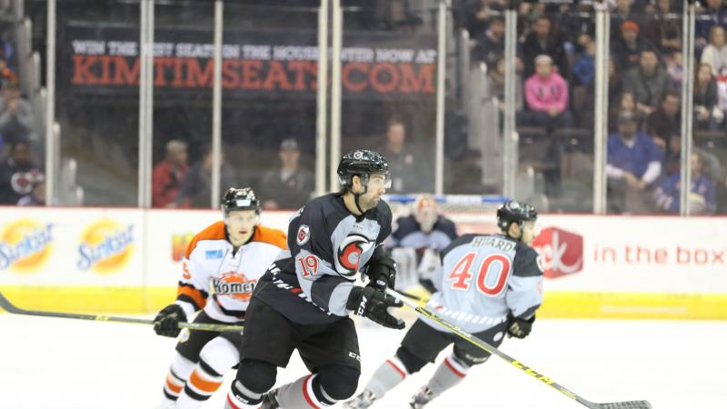 RECAP: CYCLONES TRIPPED UP IN FT. WAYNE