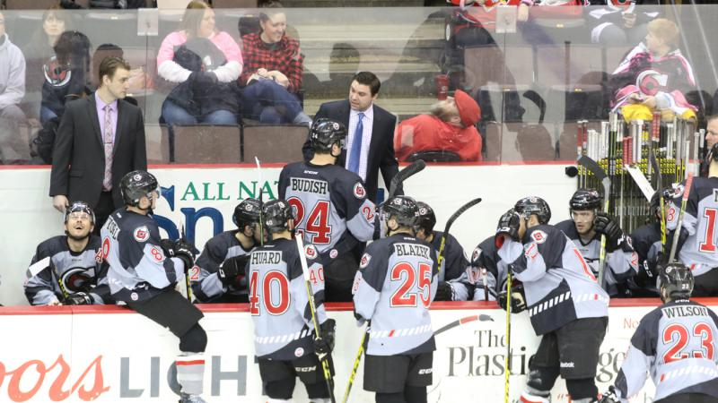 RECAP: CYCLONES FALL VICTIM TO NAILERS' SPECIAL TEAMS