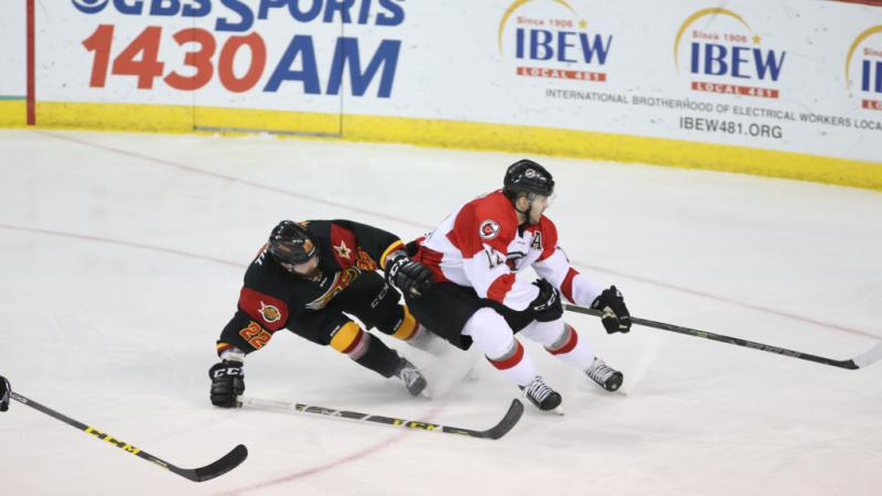 RECAP: CYCLONES DOMINATE THIRD PERIOD, CANNOT OVERCOME FUEL