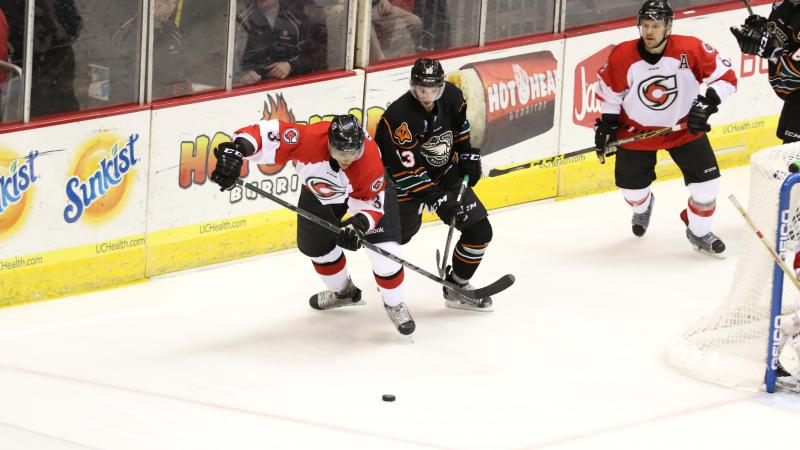 GAME NOTES- 3-4 vs Quad City