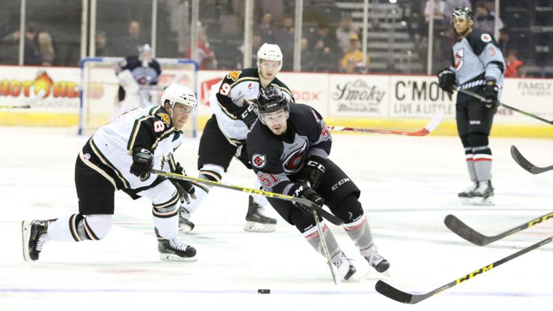 RECAP: CYCLONES CONTINUE TO ROLL, TAKE WEEKEND OPENER WITH MALLARDS
