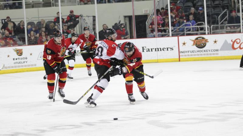 RECAP: SECOND STRAIGHT COMBACK BID COMES UP SHORT FOR CYCLONES