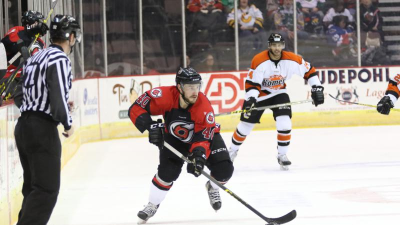 RECAP: CYCLONES FALL IN BACK-AND-FORTH AFFAIR