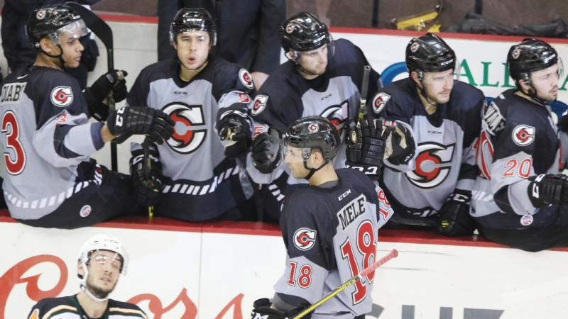 CYCLONES ANNOUNCE PLAYOFF ROSTER