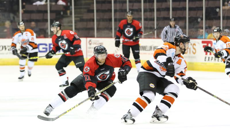 CYCLONES GAME NOTES: 2016 Western Conference Quarterfinals- Game 5 vs Ft. Wayne