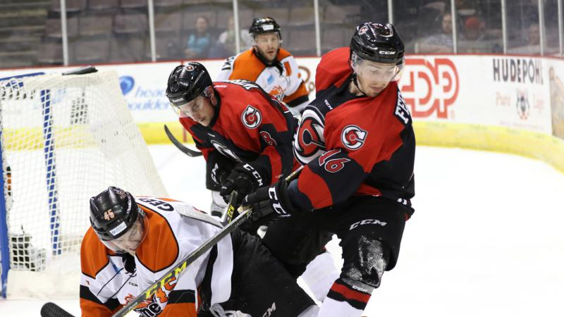 CYCLONES GAME NOTES: 2016 Western Conference Quarterfinals- Game 6 vs Ft. Wayne