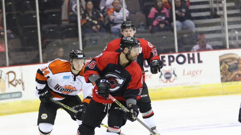 CYCLONES GAME NOTES: 2016 Western Conference Quarterfinals- Game 7 vs Ft. Wayne