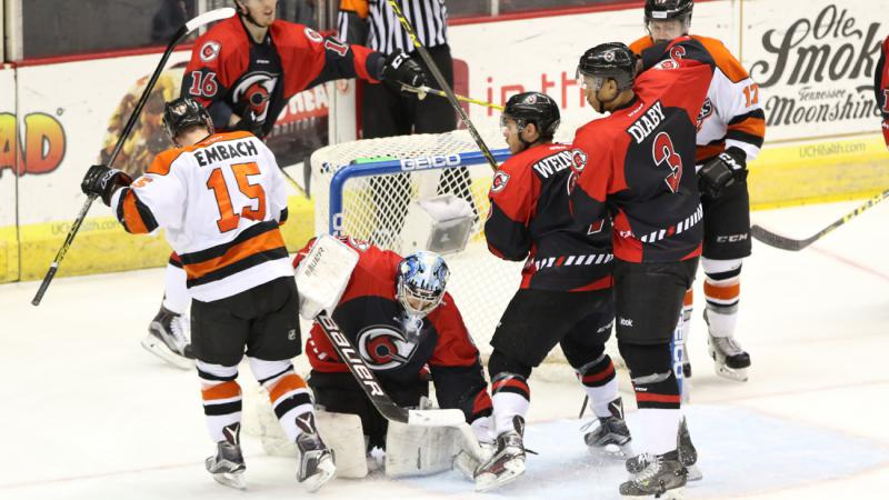 RECAP: CYCLONES SEASON COMES TO A CLOSE FOLLOWING GAME SEVEN LOSS