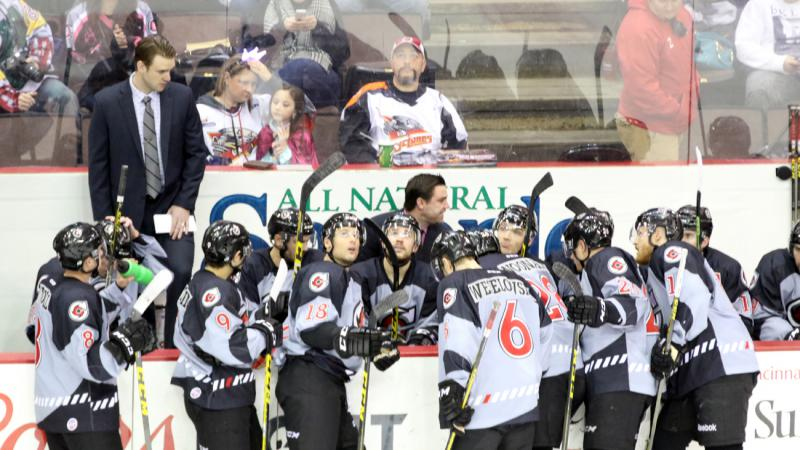 CYCLONES SIGN THREE; EXTEND TRYOUT OFFERS TO SEVEN