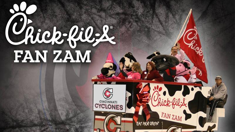 Introducing the Chick-fil-A FanZam