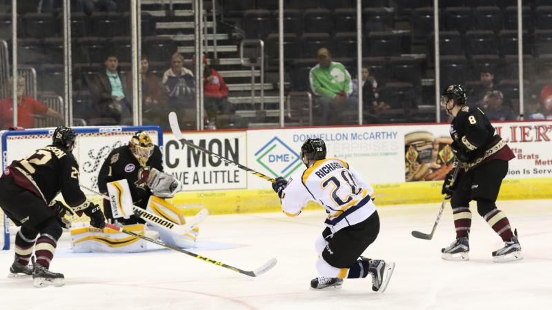 RECAP: CYCLONES DROP HEARTBREAKER IN OVERTIME