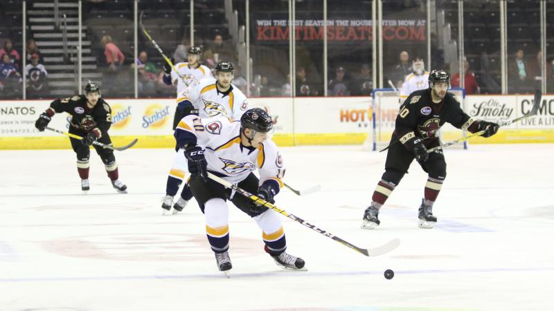 CYCLONES ANNOUNCE ROSTER MOVES