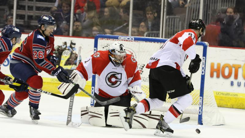 RECAP: CYCLONES CLIP WINGS AT HOME